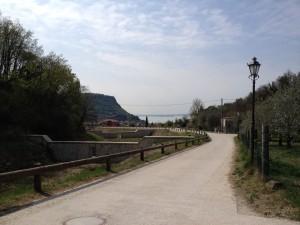 Valle dei Mulini - Arrivo a Garda