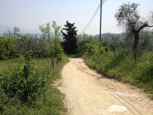 GF Paola Pezzo - Inizio valle dei molini