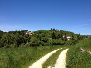 Monte Belpo - Giro Monte Belpo - Verso Sperane 2