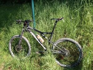 Percorso del Pellegrino - My bike pulita