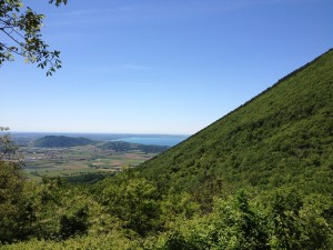 Monte Belpo - Dopo Rubiana - Vista