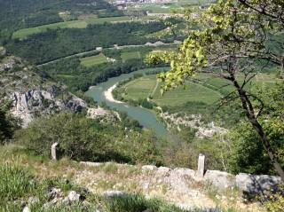 Valpolicella Valdadige - Monte discesa dal Forte - Panorama