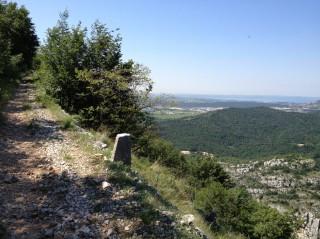 Valpolicella Valdadige - Monte discesa dal Forte - Panorama 1