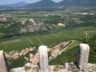 Valpolicella Valdadige - Monte discesa dal Forte - Panorama 2