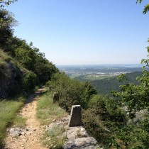 Valpolicella Valdadige - Monte discesa dal Forte - Passaggio 1