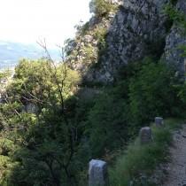 Valpolicella Valdadige - Monte discesa dal Forte - Passaggio 2