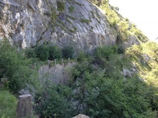 Valpolicella Valdadige - Monte discesa dal Forte - Passaggio 3
