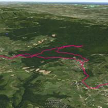 Visuale con Google Earth