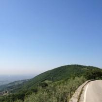 Valpolicella Valdadige - Verso cima Monte Solane