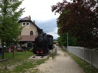 Campiello Asiago - Vecchio treno
