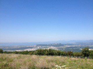 Valpolicella Valdadige - Vista dal Monte Solane