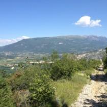 Valpolicella Valdadige - Monte discesa dal Forte
