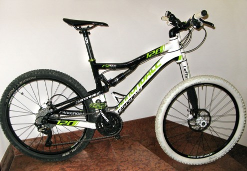 Cannondale RZ XLR2 modificata da Harvey