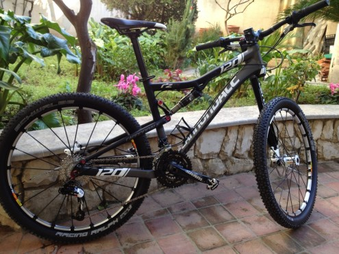 Cannondale Xlr3 di Frsworth