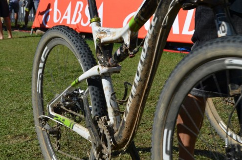 Cape Epic Fumic bike