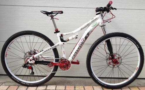 Cannondale Scalpel 29er 3 - Claude Jalby