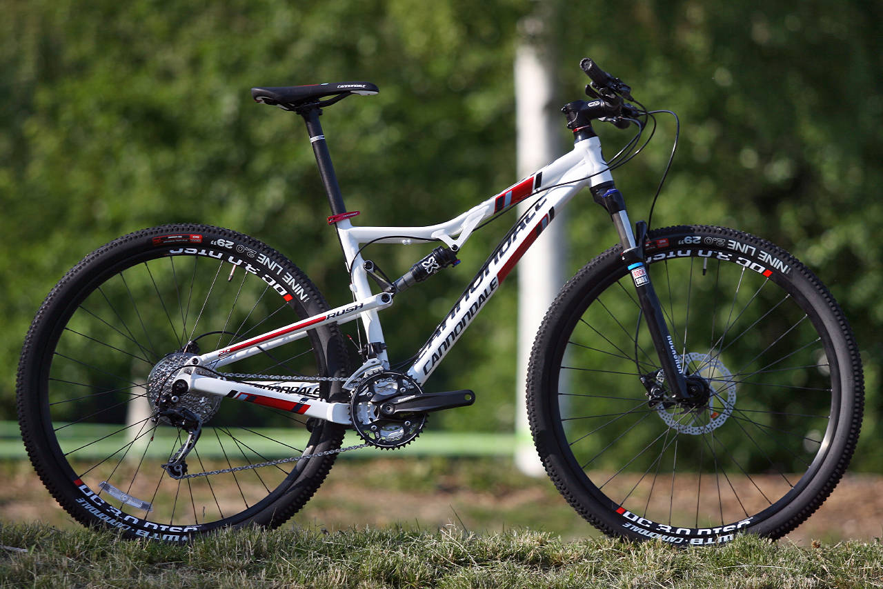 Nuova Cannondale Rush 29er 2 2014 | Bersekt Mountain Rider