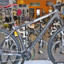 Cannondale F29 Carbon3 2014 - Bellissima grigio opaco