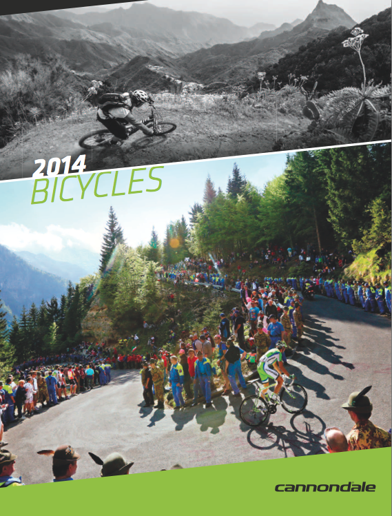 Catalogo Cannondale 2014