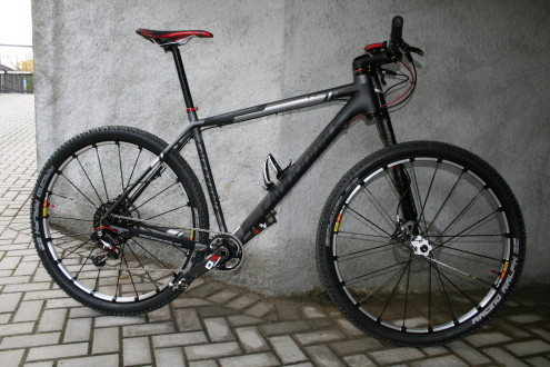 Cannondale F29 Carbon3 2014 Custom X01 di Marco